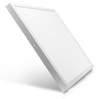Светодиодный LED светильник 36Вт 6400К 3000 Lm (замена ЛПО 4х18) 605х605ммм накладной с рамкой