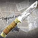 """Нож охотничий FB 1138 """"Волк"""", фото 3"""