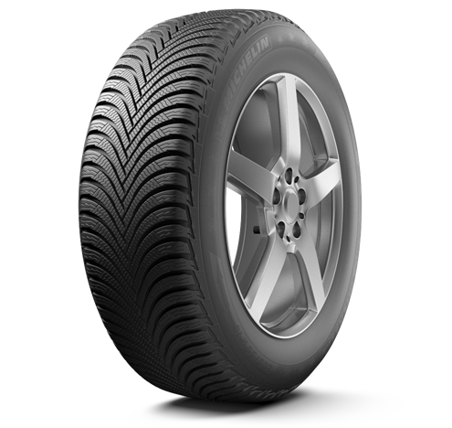 Шина 225/45 R17 91V ALPIN 5 ZP MICHELIN