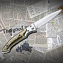 Нож складной Black Hawk 408 м, фото 2