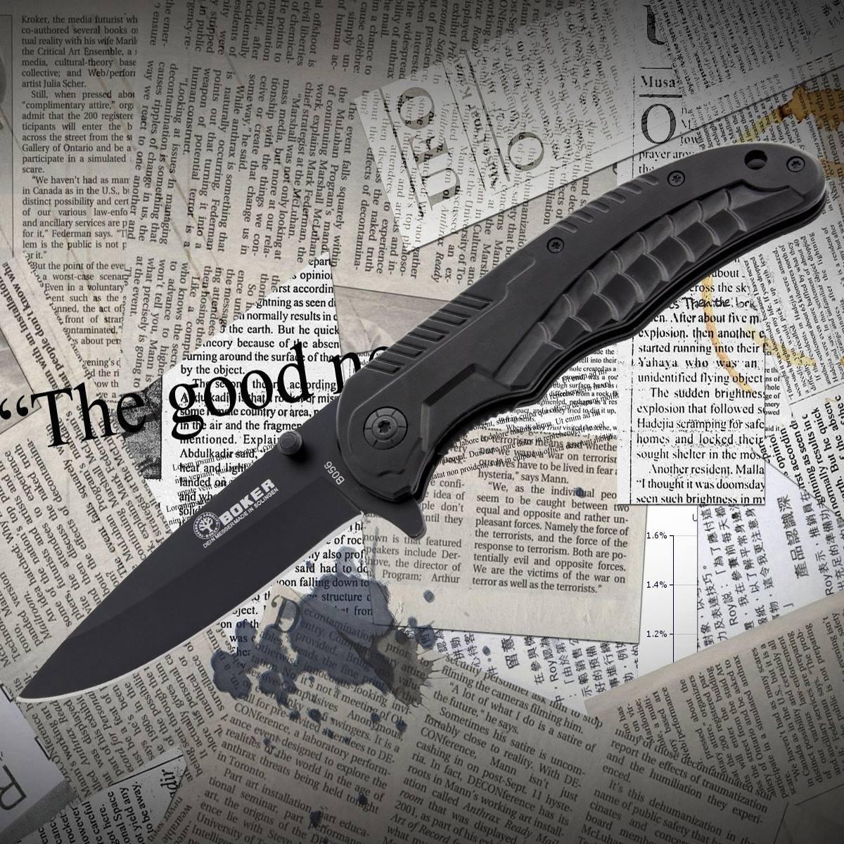 Нож складной Boker 056B