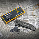 Нож складной Browning 356, фото 3