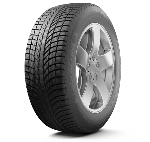 Шина 235/65 R17 108H XL LATITUDE ALPIN 2 N0 MICHELIN