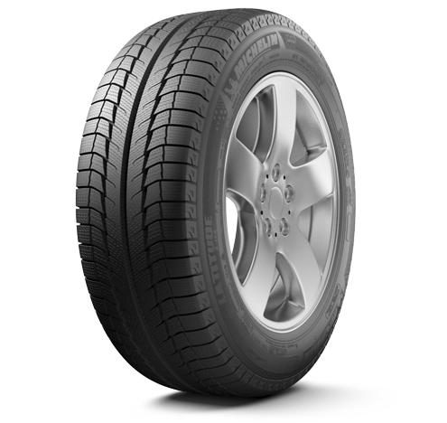Шина 265/65 R17 112T LATITUDE X-ICE 2 MICHELIN