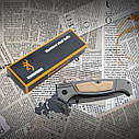 Нож складной Browning F 80, фото 2