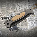 Нож складной Browning F 80, фото 4
