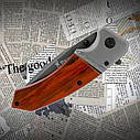 Нож складной Browning F82, фото 2