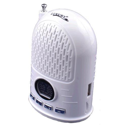 Портативная колонка Luxury T-07 FM, MP3, USB