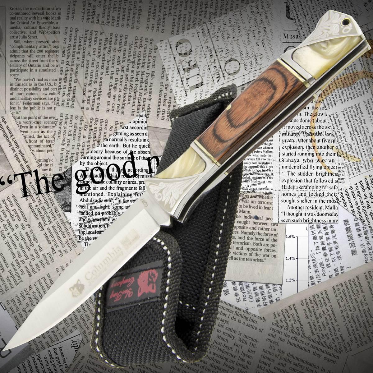 Нож складной Columbia 267