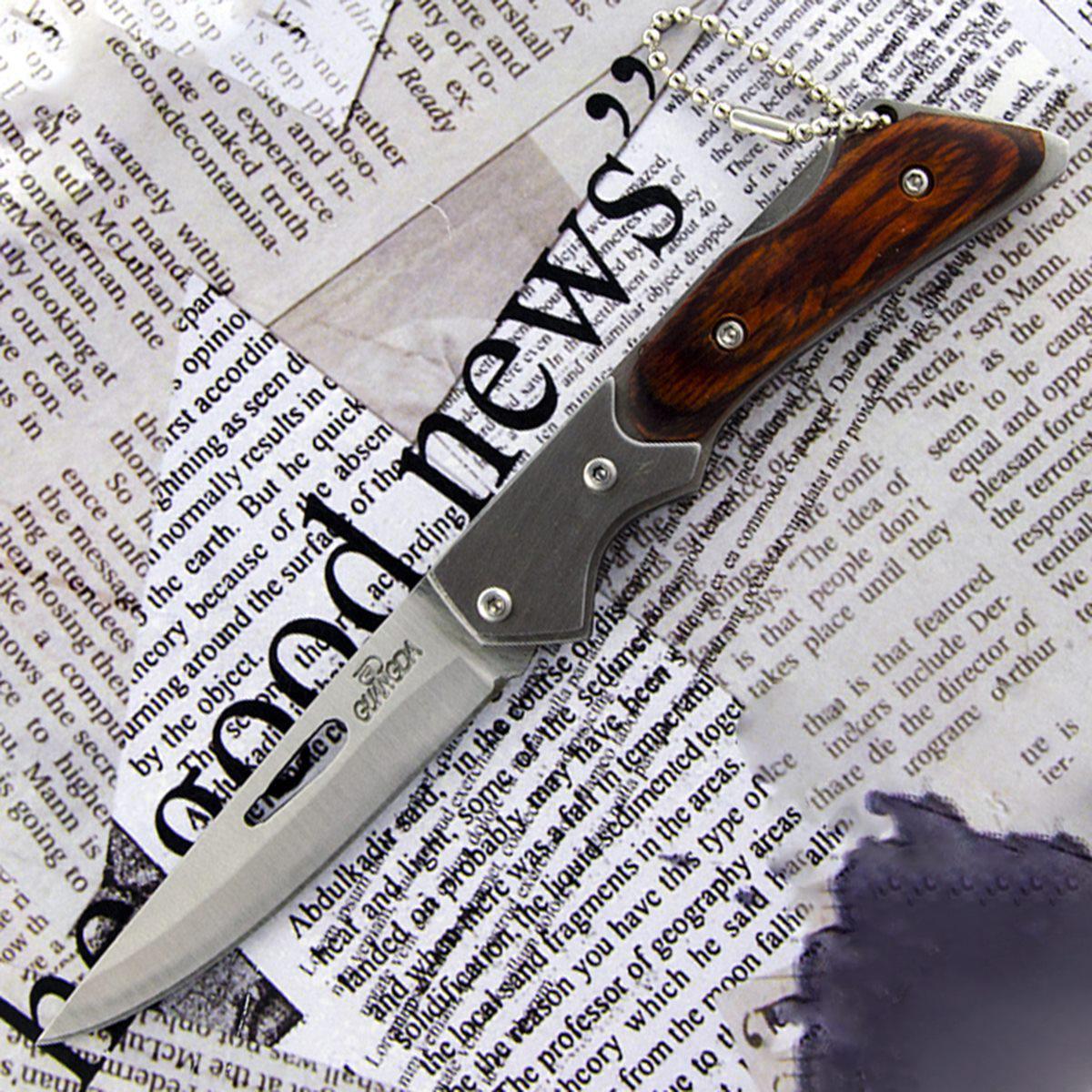 Нож складной А4