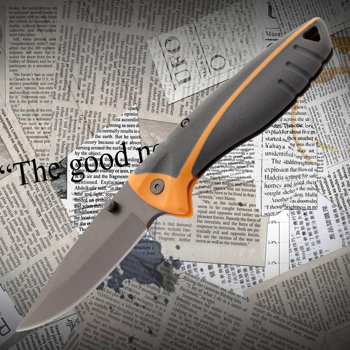 Нож складной № 345