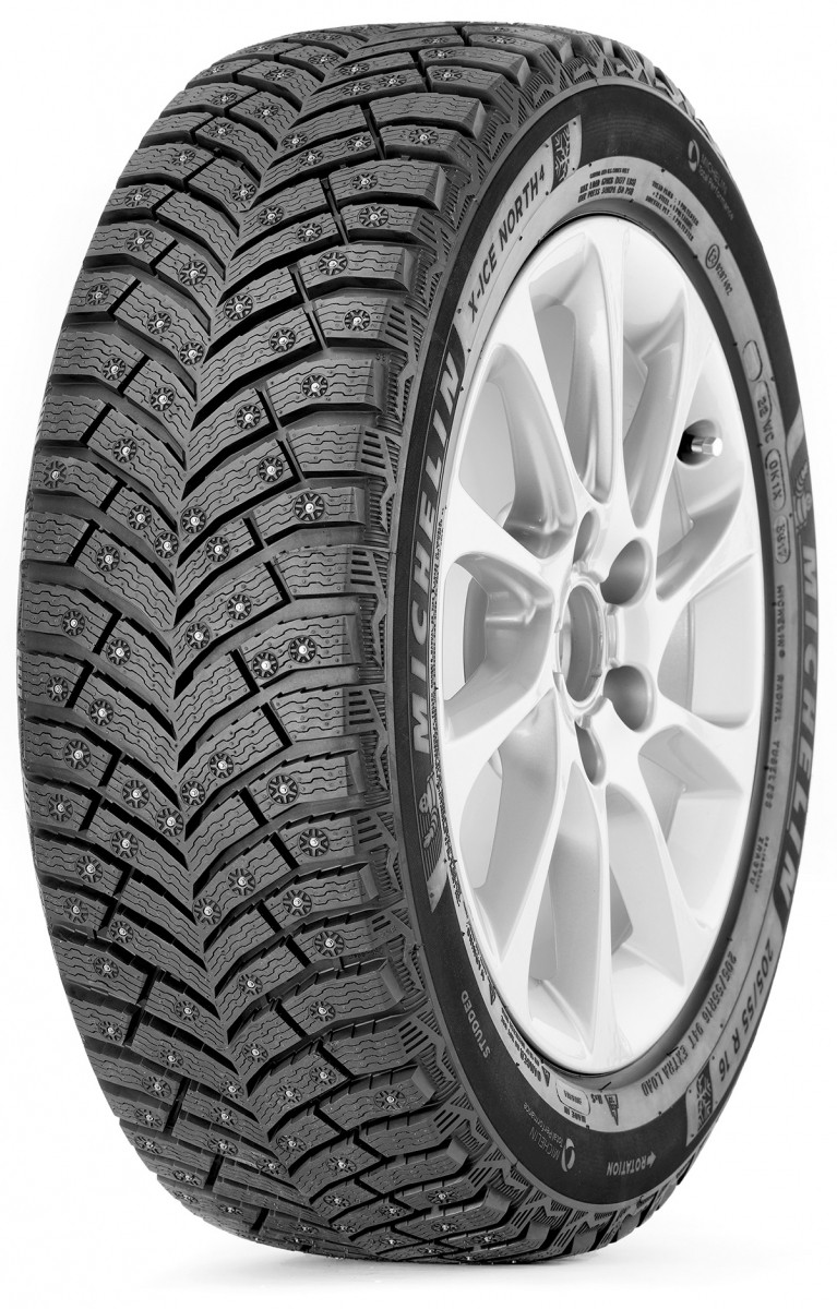 Шина 245/45 R18 100T XL X-ICE NORTH 4 MICHELIN