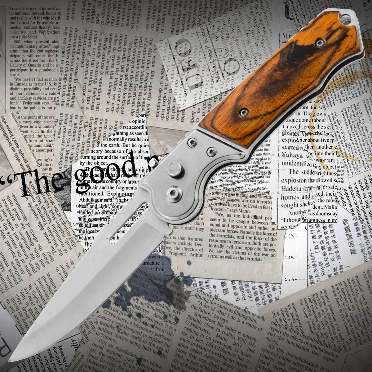 Нож складной №310