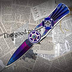Нож складной- спиннер Тотем (Totem) СМ76