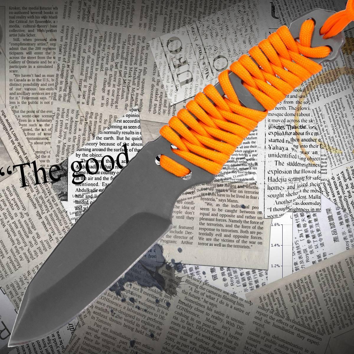 Нож туристический BG-1