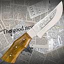 "Нож туристический Спутник ""Барс"", фото 2"
