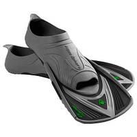 Ласты для спортивного плавания Aqua Sphere MicroFin HP, black/gray