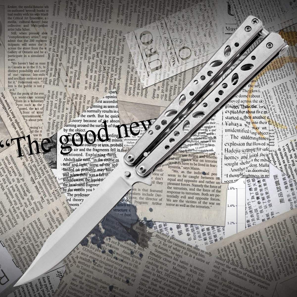 Нож- бабочка Тотем К188