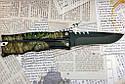 Нож- балисонг Тотем (Totem) 503, фото 2