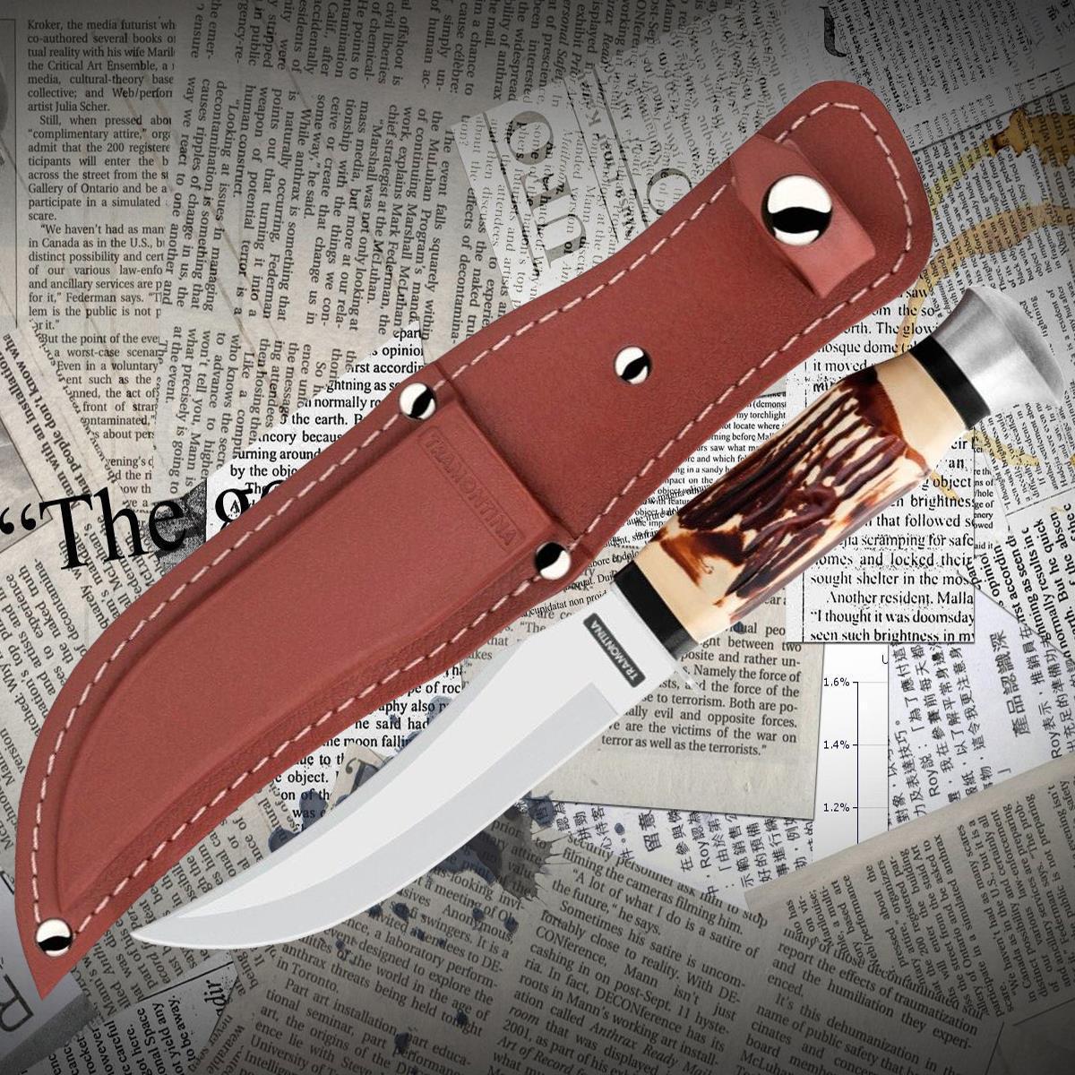 Туристический нож Tramontina 26011/105 OUTDOOR