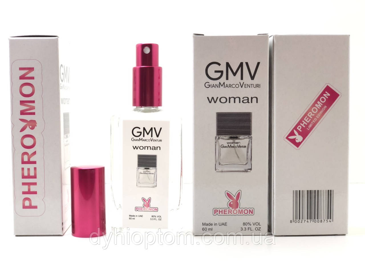 Женский парфюм Gian Marco Venturi Women, 60 ml