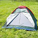 Палатка JY 1502 3- местная однослойная, фото 4