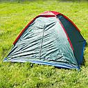Палатка JY 1502 3- местная однослойная, фото 5