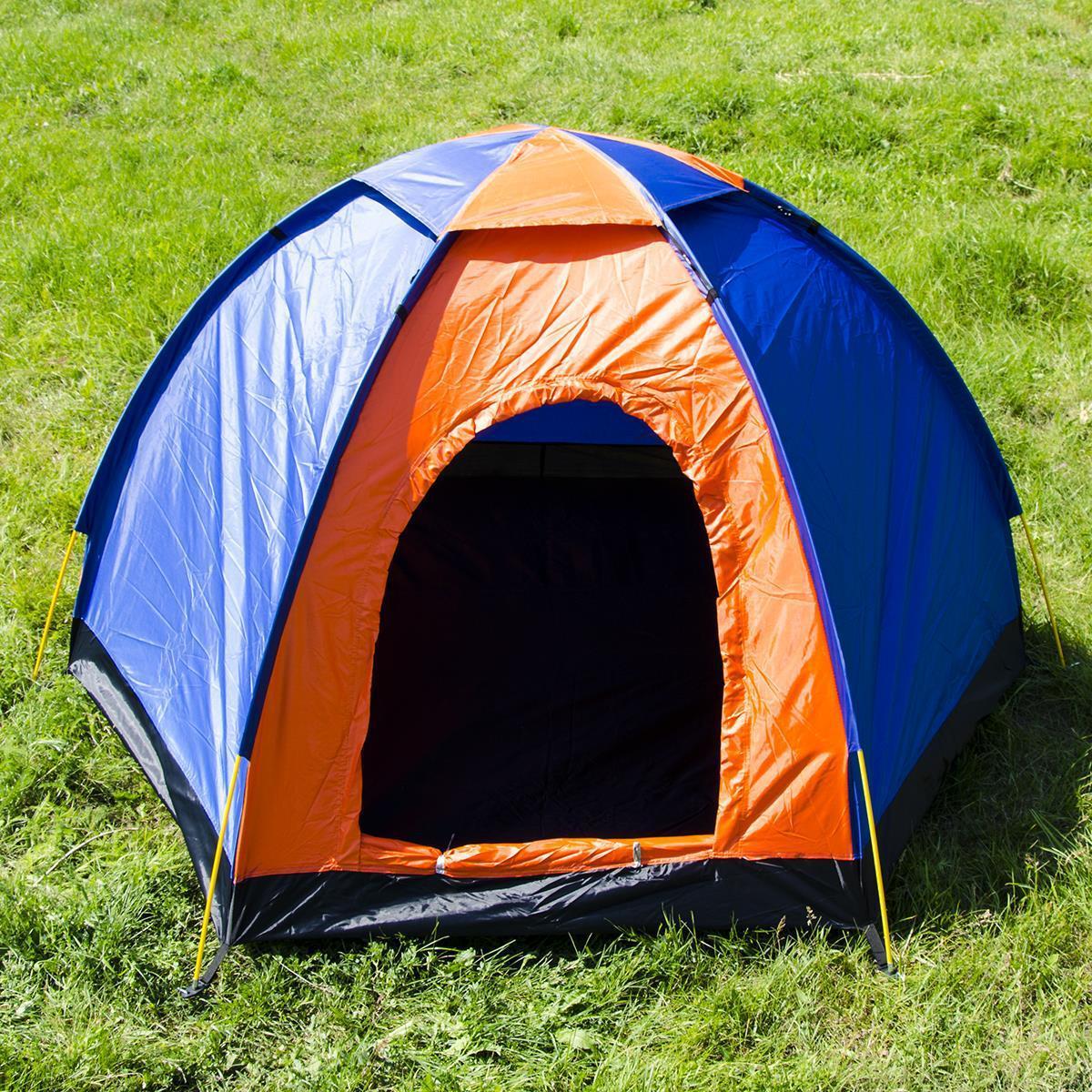 Палатка JY 1516 3- местная однослойная