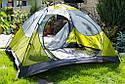 Палатка JY 1537  3- местная двухслойная, фото 5