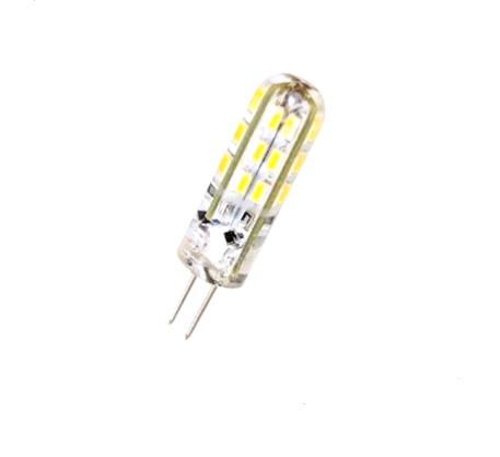 Лампа светодиодная G4 1,5W 3000K 12В