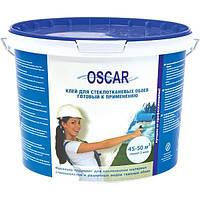 Клей для стеклохолста и стеклообоев Oscar, готовый к применению, 10 кг