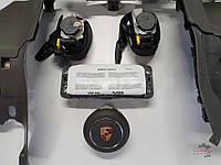 Б/у Торпедо/накладка Porsche Macan 2013-2018р
