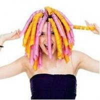 Бигуди Magic Leverag , волшебные бигуди для длинных волос (53 см)