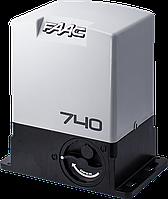 FAAC 740 автоматика для откатных (сдвижных) ворот (макс. вес ворот 500 кг)