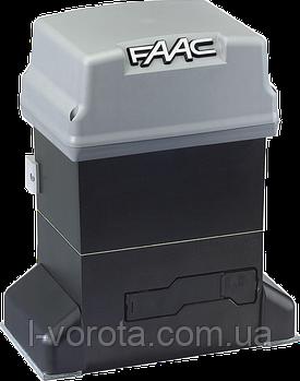FAAC 746 привод для сдвижных ворот в маслянной ванне (макс. вес ворот 600 кг)