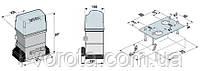 FAAC 844 откатной промышленный привод (сдвижных) ворот (макс. вес ворот 1800 кг), фото 5
