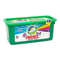 Капсулы для стирки Ariel 3in1 color fresh 28шт./уп., фото 1