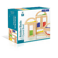Набор стандартных блоков Block Play Бусины 8 деталей Guidecraft (G3012)