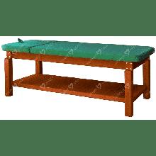 Стіл масажний дерев'яний ДМ