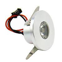 Точечный светодиодный светильник LED 1w DL-C118