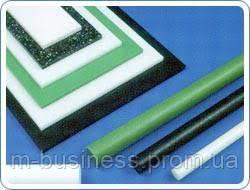 Полиэтилен  РЕ-1000  стержень  20х1000  мм , зеленый