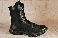 Взуття тактичне армійске з натуральної шкіри АР ТАЙФУН ЧТ