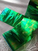 Битое стекло зеленое