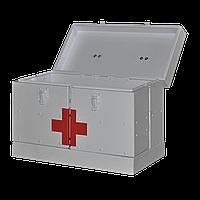 Саквояж алюминиевый для автомобилей скорой помощи УМСП