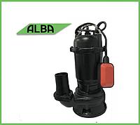 Дренажно-фекальный насос Alba WQG 750 F (выносная защита от перегрузки по току)