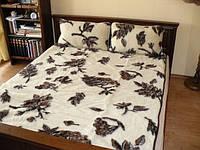 Одеяло из овечьей шерсти, полутороспальное