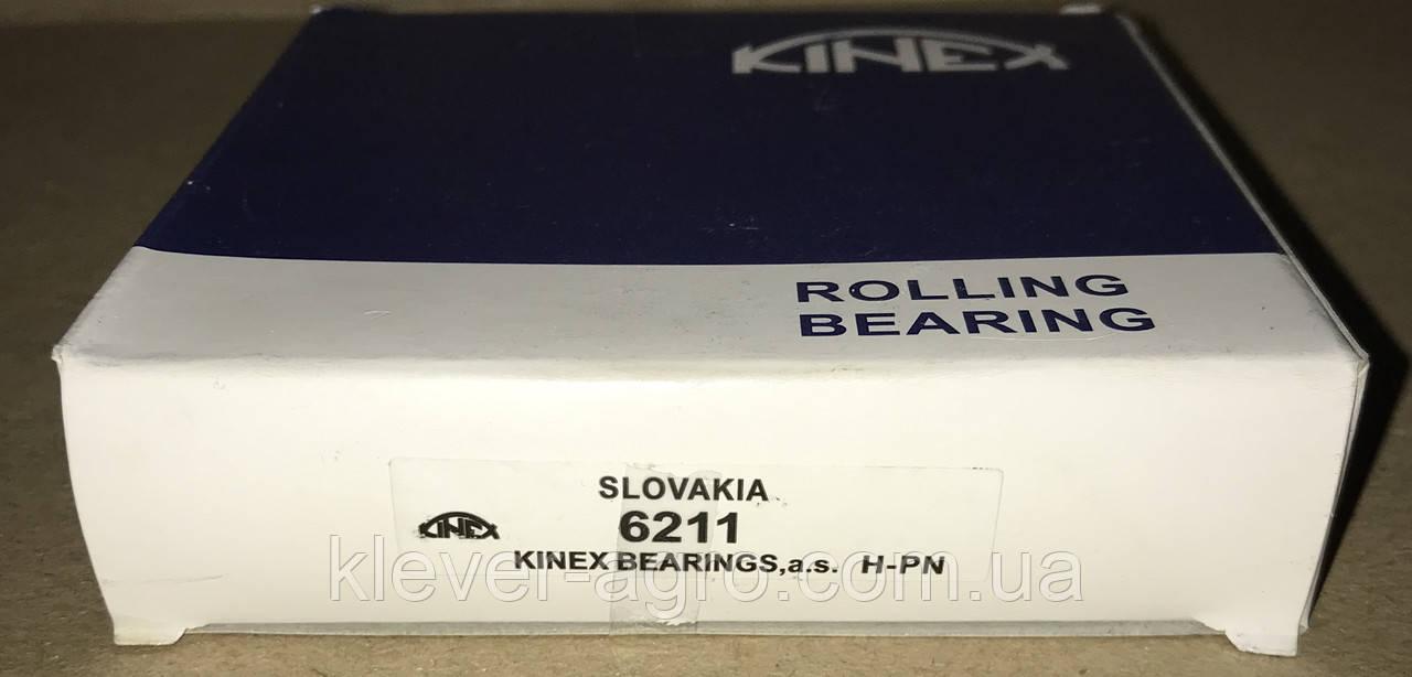 Подшипник 6211 KINEX 211