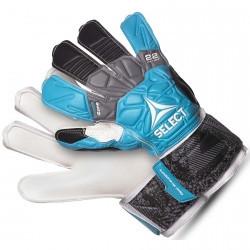 Перчатки вратарские SELECT 22 FLEXI GRIP (375) син/черн/бел/син