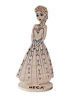 Лялька HEGA Єльза з декором, фото 1