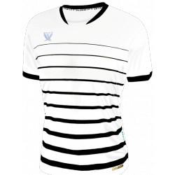 Футболка футбольная Swift FINT CoolTech (бело/черная) р.XXL